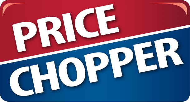 A logo of Price Chopper